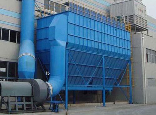 亚洲城娱乐_PPC型气箱式脉冲布袋除尘器