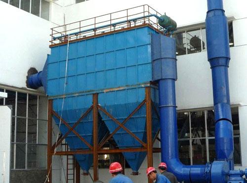 亚洲城娱乐在线下载_CNMC型逆流脉冲反吹袋式除尘器