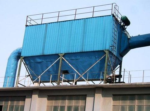 亚洲城娱乐_GMC高温布袋除尘器
