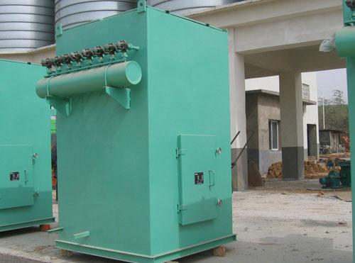 亚洲城娱乐_XMC型脉冲单机除尘器