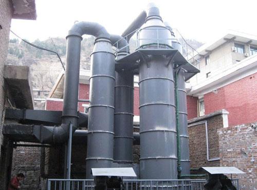 亚洲城娱乐_CCJ/DG冲击式多管除尘器