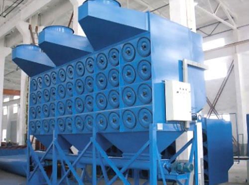 亚洲城娱乐_LTM型滤筒喷砂除尘器