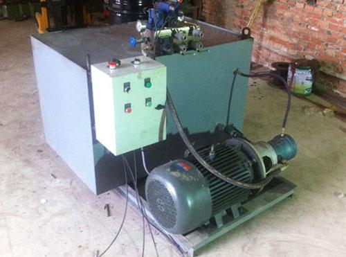 亚洲城娱乐在线下载_YB-40型液压泵站